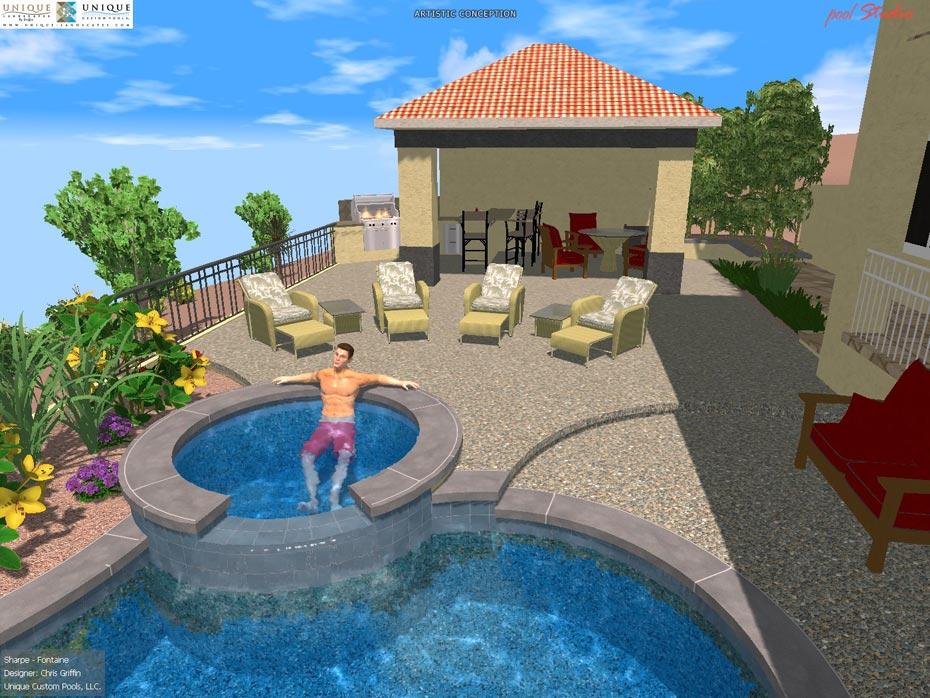 Design 3D Photo Gallery