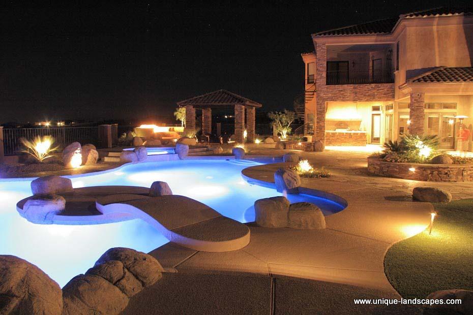Wonderful Outdoor Lighting Image 2