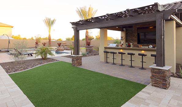 Backyard Landscape Ideas In Arizona Mycoffeepot Org