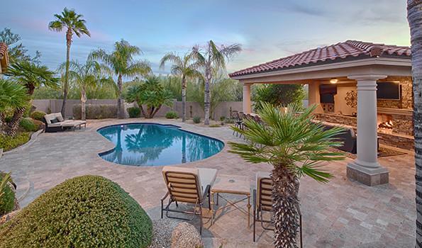 Scottsdale Landscaping Phoenix Landscaping Design Pool Builders Remodeling