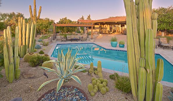 Peoria arizona landscaping phoenix landscaping design for Pool design phoenix