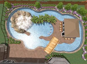 Lazy River Concept