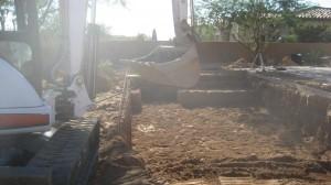 Pool Excavation Dig 2