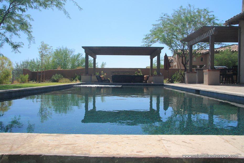 Swimming Pool Design Phoenix Landscaping Design Pool