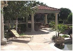 Arizona Backyard Design Phoenix Landscaping Design Pool