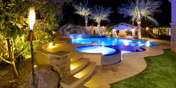 View Backyard Oasis Pools Pics - HomeLooker
