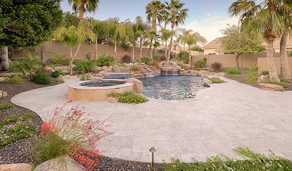 Selecting Pool Friendly Plants Phoenix Landscaping Design Pool